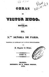Ntra. Señora de Paris: Volumen 2