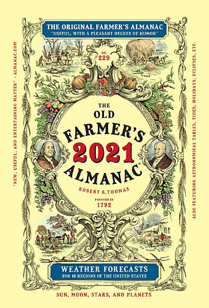 Download The Old Farmer s Almanac 2021 Book