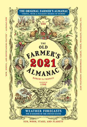 The Old Farmer s Almanac 2021