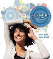 Loose leaf Version for Psychology in Everyday Life PDF
