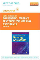 Mosby s Textbook for Nursing Assistants PDF