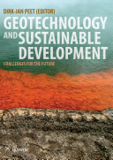 Geotechnology and Sustainable Development