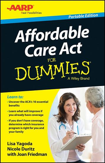 Affordable Care Act For Dummies PDF
