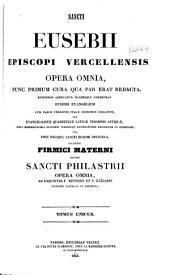 Patrologiae cursus completus ...: Series latina, Volume 12