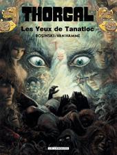 Thorgal - tome 11 – Les yeux de Tanatloc