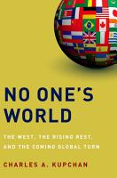 No One s World PDF