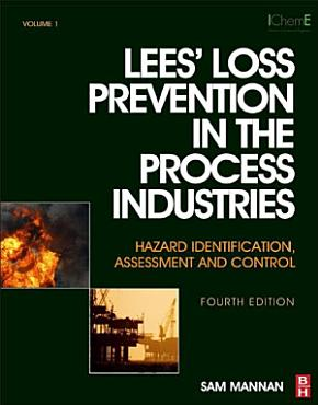 Lees  Loss Prevention in the Process Industries PDF