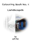 Colouring Book No  1   Landscapes