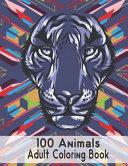 Adult Coloring Book Animals PDF