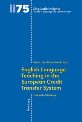 English Language Teaching in the European Credit Transfer System