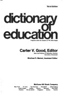 Dictionary of Education PDF