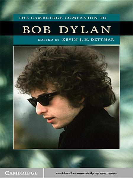 Download The Cambridge Companion to Bob Dylan Book