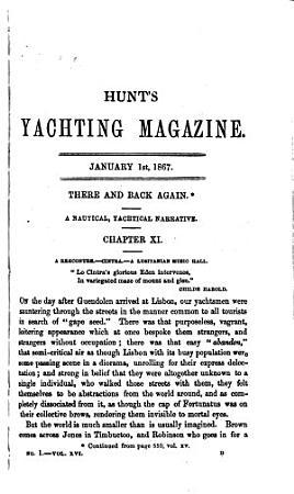 Hunt s Yachting Magazine PDF