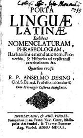 Porta linguae latinae