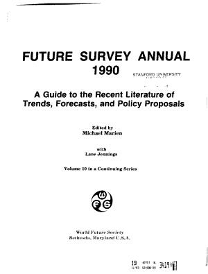 Future Survey Annual PDF