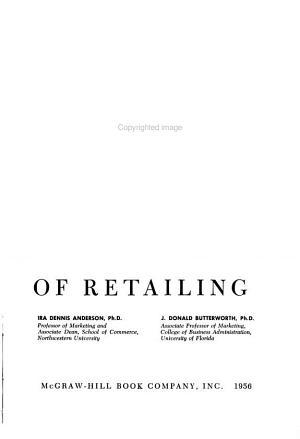Principles of Retailing PDF