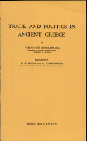 Trade and Politics in Ancient Greece PDF