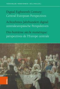 Achtzehntes Jahrhundert digital  zentraleurop  ische Perspektiven PDF