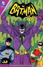 Batman '66 (2013-) #52
