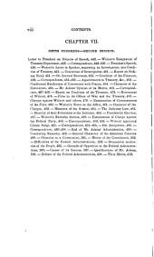 Memoirs of the Administrations of Washington and John Adams: Edited from the Papers of Oliver Wolcott, Secretary of the Treasury, Volume 2
