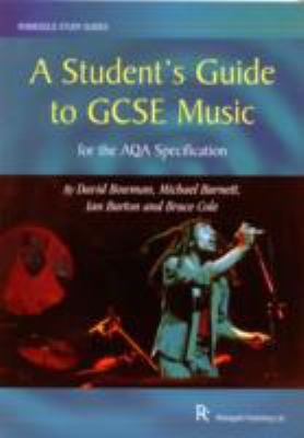 A Student s Guide to GCSE Music for the AQA Specification PDF