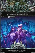 New Horizon Campaign Setting Guide 2nd Edition Paperback
