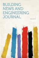 Building News and Engineering Journal PDF