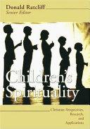 Children s Spirituality PDF