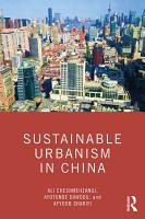Sustainable Urbanism in China PDF