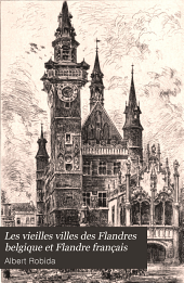 Les vieilles villes des Flandres belgique et Flandre français