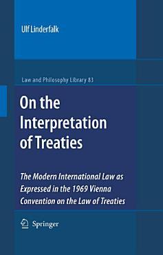 On the Interpretation of Treaties PDF