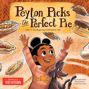 Peyton Picks the Perfect Pie Book
