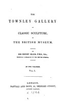 The Townley Gallery of Classic Sculpture in the British Museum PDF
