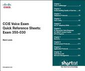CCIE Voice Exam Quick Reference Sheets