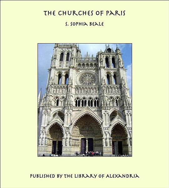 Download The Churches of Paris Book