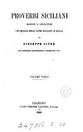 Biblioteca delle tradizioni popolari siciliane, per cura di G. Pitrè: Volume 10