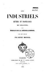 Les Industriels, métiers et professions en France