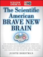 The Scientific American Brave New Brain PDF