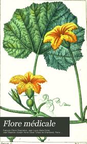 Flore médicale: Volume4