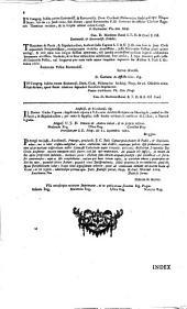 Julii Caponi ... Tractatus de pactis et stipulationibus ...: opus satis utile omnibus in foro, ac scholis versantibus necessarium