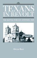 Texans in Revolt