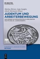 Judentum und Arbeiterbewegung PDF