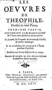 Les oeuvres de Théophile