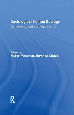 Sociological Human Ecology PDF