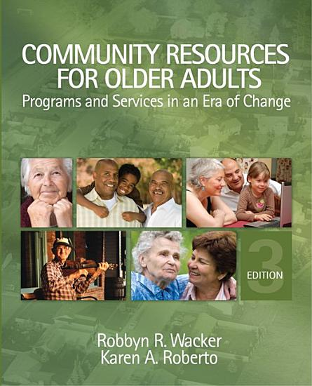 Community Resources for Older Adults PDF