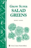 Grow Super Salad Greens PDF