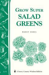 Grow Super Salad Greens Book PDF