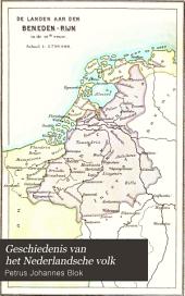 Geschiedenis van het Nederlandsche volk: Volume 1