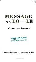 Message in a Bottle PDF