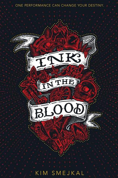 Download Ink in the Blood Book